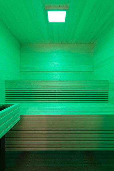 LED-Deckenleuchte-Vision-Saunakabine